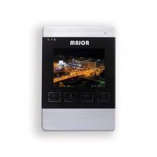 """BELLO (белый)  Монитор цветного видеодомофона с экраном 4"""""""