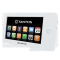 """NEO GSM Tantos Монитор видеодомофона 7"""" TFT,белый, PAL/NTSC, hands-free, 2 вызывные панели, до 4-х шт. в параллель, полный интерком, 8 мелодий, запись видео, кадров на SD"""