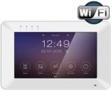 """Rocky Монитор видеодомофона 7"""" резистивный сенсорный экран, hands free, с функцией Wi-Fi"""
