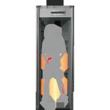 Кордон С2 Многозонный арочный металлодетектор