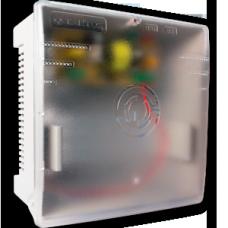 ББП-50 Pro (пластик) Источник вторичного питания резервированный 12В/5А   (защита от глубокого разряда АКБ)
