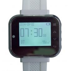 МTSw-PAG Наручный радиоканальный пейджер-часы для системы вызова персонала
