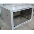 """TSn-6U450W-G Шкаф 19"""" 6U В:368xШ:600xГ:450 мм дверь стекло"""