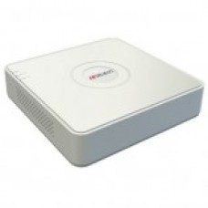 DS-H104G 4-х канальный гибридный HD-TVI регистратор для  аналоговых, HD-TVI, AHD и CVI камер + 1 IP-канал@1080p