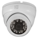 ST-174 M IP HOME H.265 (2,8mm) 2MP (1080p), уличная купольная антивандальная IP-камера с ИК подсветкой до 25 м.