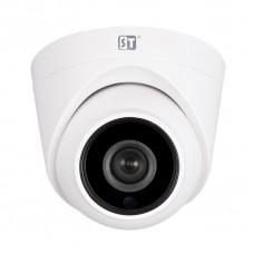 ST-2202 (3,6mm) 2MP (1080p), внутренняя купольная AHD-камера с ИК подсветкой до 20 м,