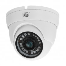 ST-2203 (3,6mm) 2MP (1080p), уличная купольная AHD-камера с ИК подсветкой до 20 м,