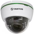 TSc-Di1080pUVCv (2.8-12) Купольная универсальная видеокамера 4в1 (AHD, TVI, CVI, CVBS)