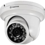 TSc-EB720pAHDf (2.8) Камера потолочная антивандальная цветная, 1Мп, 0,01 Lux, 12В. ИК-20 м.