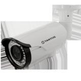 TSc-PL1080pAHDv (2.8-12) Камера уличн. цветная, 2Мп, 0,01 Lux, 12В. ИК-40 м.